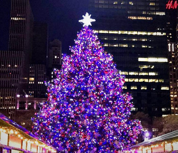 Christmas in NYC on a Budget