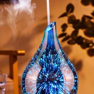 Essential Oil Diffuser 3D Glass