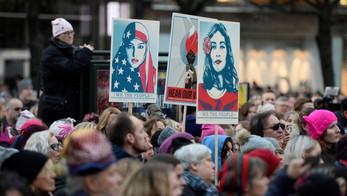 Women's March & Trump's Inauguration