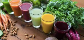 Juicing; Down to the Root
