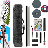 Portable Spinning Dance Pole