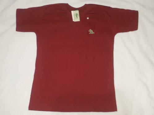 camiseta LACOSTE bordada