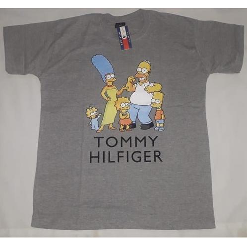 Camiseta TOMMY os Simpsons
