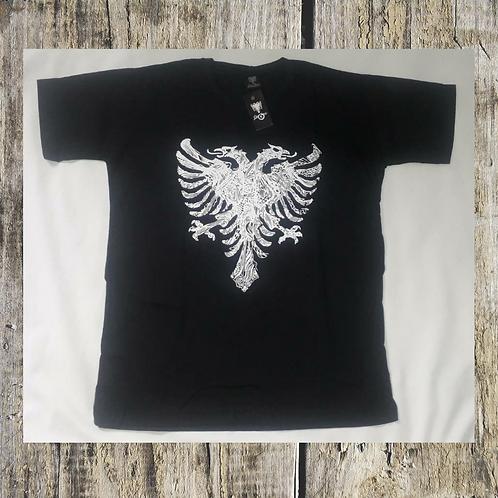camiseta CAVALERA preta G