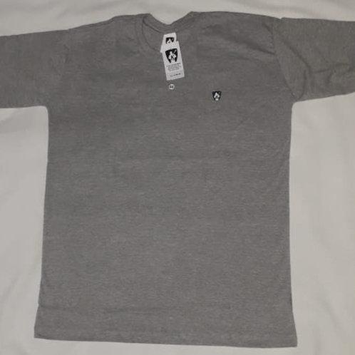 camiseta MISTER KIT na cor cinza