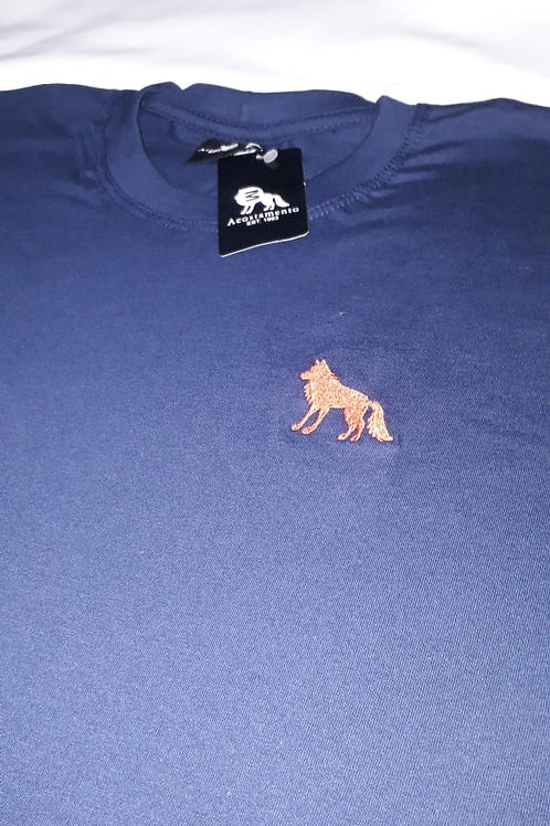 camiseta ACOSTAMENTO  azul