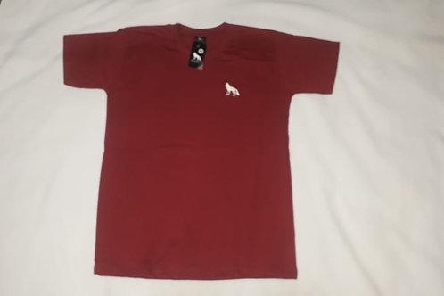 camiseta ACOSTAMENTO vermelha