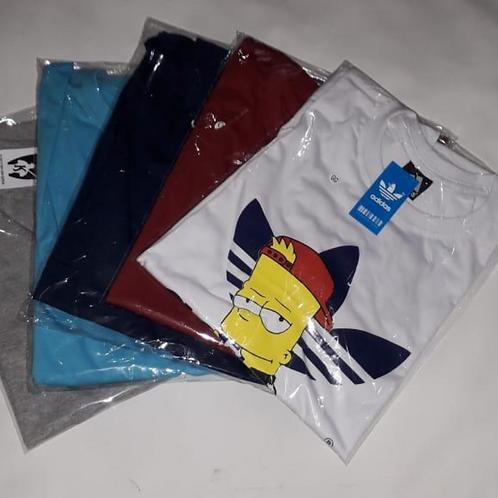 Kit 5 camisetas varias estampas