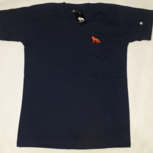 camiseta ACOSTAMENTO  azul marinho