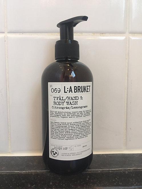 L:A BRUKET Bodywash 250 ml