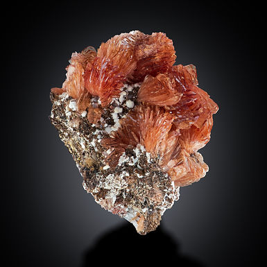 Inesite - Wessels Mine, Kalahari, South Africa
