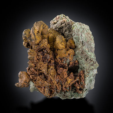 Copper - Old Indiana Mine, Michigan