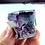 Thumbnail: Fluorite with Quartz - Yaogangxian Mine, Hunan, China.