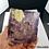 Thumbnail: Fluorite with Baryte - Elmwood Mine, Carthage, Tennessee.