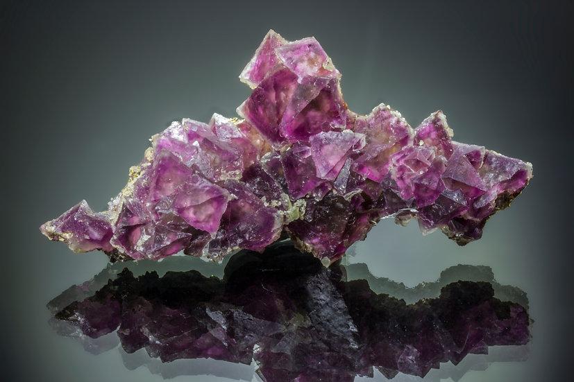 Fluorite - Surprise Mine, Luna County, New Mexico