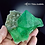 Thumbnail: Fluorite with Quartz - Riemvasmaak, Northern Cape, South Africa.