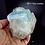 Thumbnail: Beryl Var. Aquamarine with Albite on Quartz - Itatiaia Mine, Brazil.