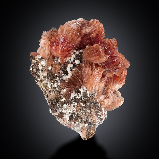 Inesite - Wessels Mine, Kalahari, South Africa
