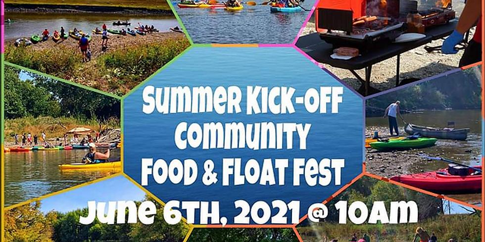 Summer Kickoff Community Food & Float-Fest