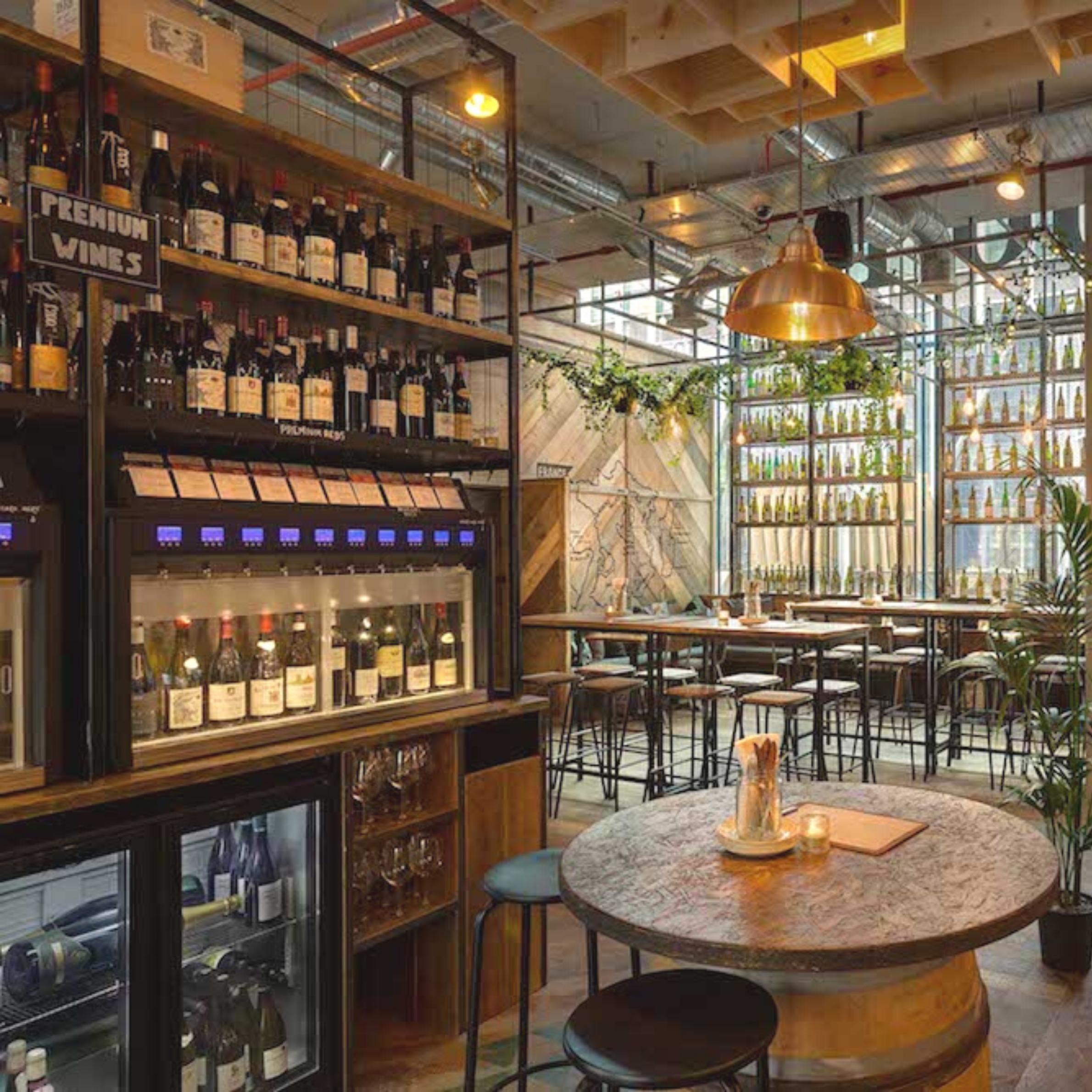 Restorano/baro vyno kortos sudarymas