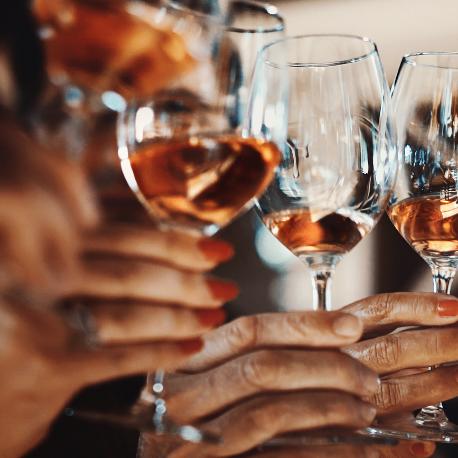 Pramoginė degustacija: Vyno ir žaidimų!