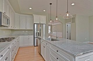 Virginia Townhomes Kitchen Description Design Consultation On A Brand New Neighborhood Of 40 In Fairfax Updating Paint Colors Tile