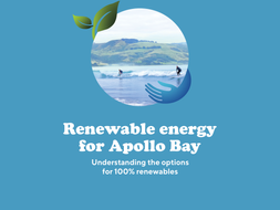 Quick guide to Apollo Bay's renewable energy options