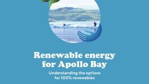 Quick guide to Apollo Bay's renewable energy options