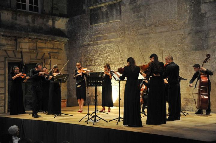 Abbayes en Occitanie - orchestre de chambre occitania