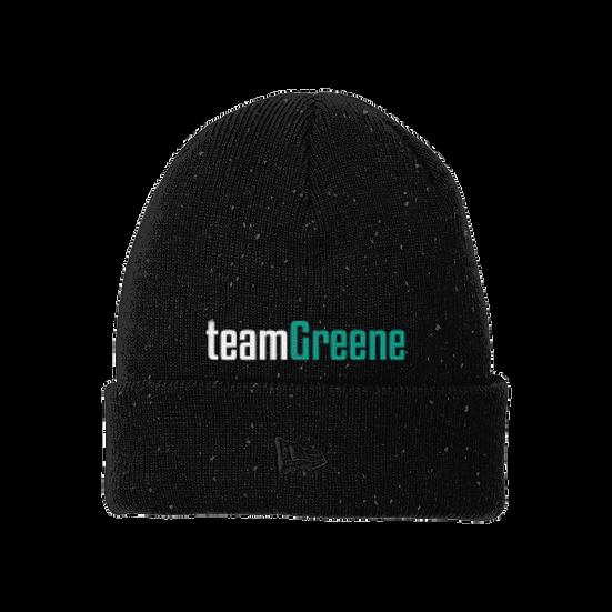 Team Greene Speckled Beanie