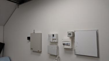 Alarm system ASR Security