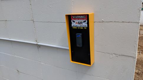 ASR Security Access Control