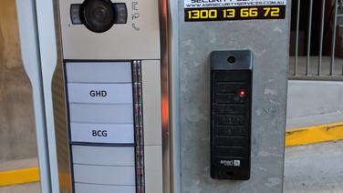 ASR Security Intercom