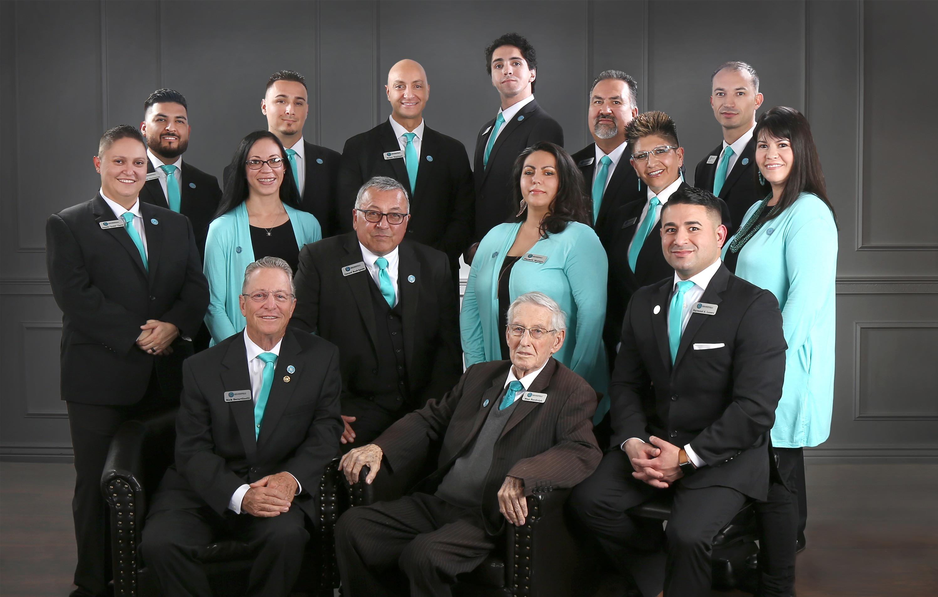 Group Executive Headshots