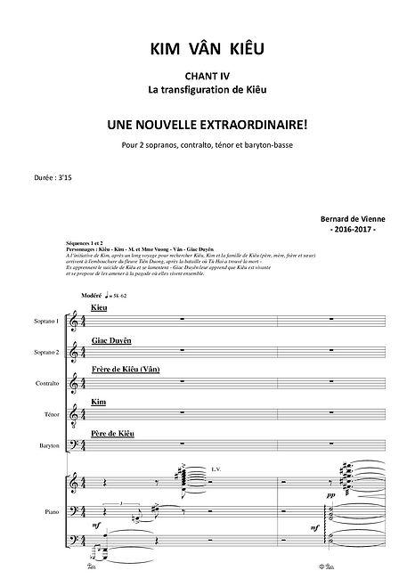KVK Quintette Une nouvelle extraordinair