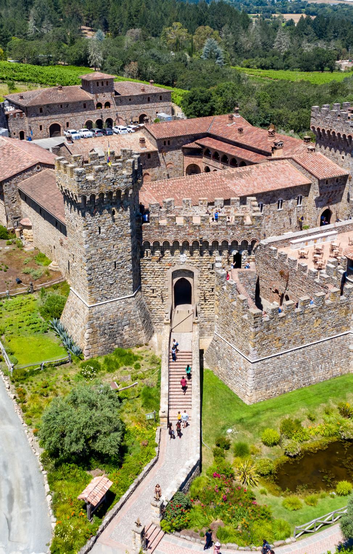 Castello Di Amorasa