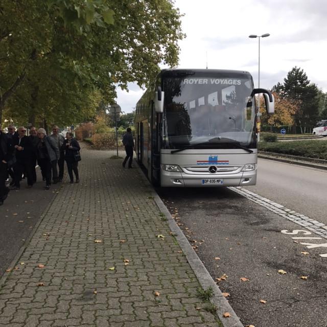Le Bonhomme : Croisière sur l'Ill à Strasbourg