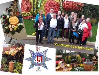Journées d'Octobre et Folie 'Flore à MULHOUSE