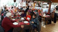 CAS FORT : sortie carpes frites à Balschwiller