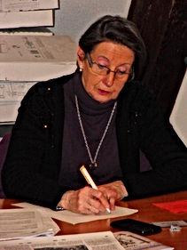 Mme Anie Demangeat, Vice-Présidente