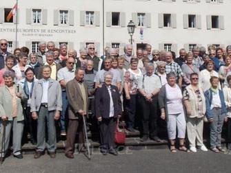 Rencontre annuelle des Aînés du canton de Ferrette