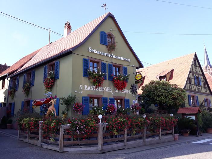 CAS-FORT :  visite de la brasserie Meteor et des Bretzels Boehli