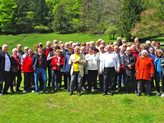 Rencontre Interclub Colmar - Cornimont