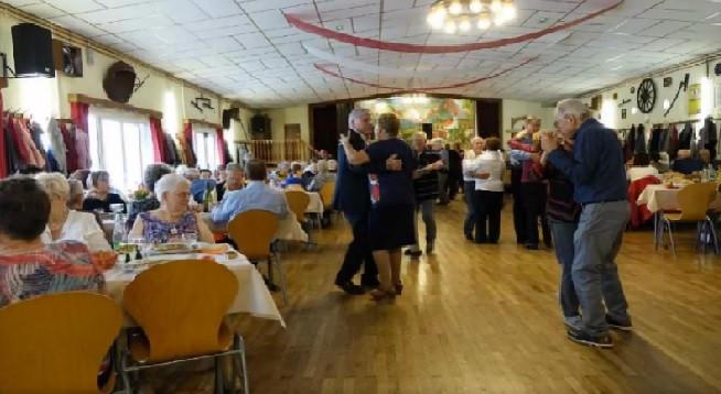 Interclub de la Rose d'Or Ste Croix-en-Plaine