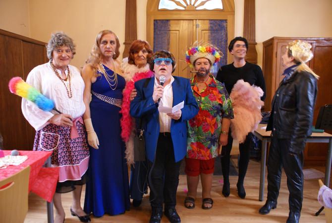 Le cabaret de Michou à Orbey