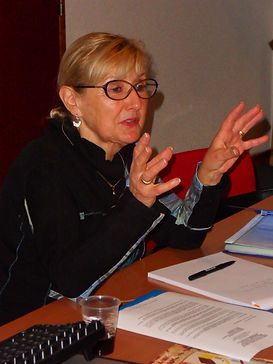 Mme Pierrette Bonjean, Présidente