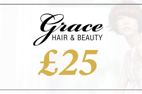 Grace Gift Voucher - £25