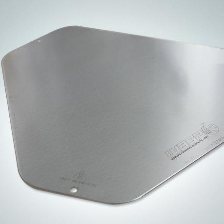 Aluminium plate Delta WASP