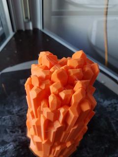 3D Printed Crystal