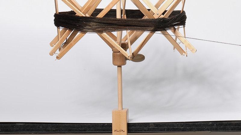 Devanadora de madera Knitpro